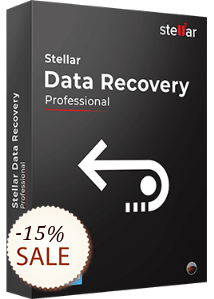 Stellar Data Recovery Professional for Mac Discount Coupon