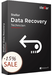 Stellar Data Recovery Technician Discount Coupon