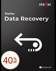 Stellar Data Recovery Code coupon de réduction