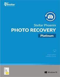 Stellar Phoenix Photo Recovery Discount Coupon