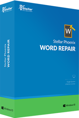 Stellar Phoenix Word Repair Discount Coupon