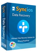 Syncios iOS Data Recovery Shopping & Review