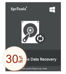 SysTools Hard Drive Data Recovery Discount Coupon