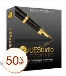 UEStudio Code coupon de réduction